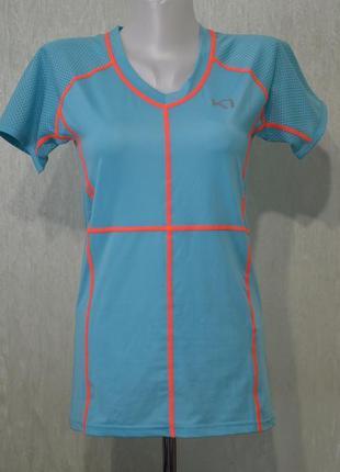 Беговая футболка, джерси kari traa hege t-shirt women's 621656