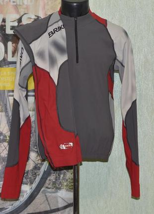 Термобелье комплект, лыжный костюм briko katana ski wear
