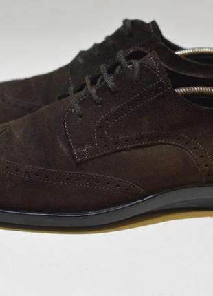 Туфли, броги, оксфорды tod's leather shoes luxury