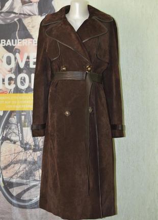 Кожаная куртка, пальто max mara 0120-789-005 jacket leather lu...