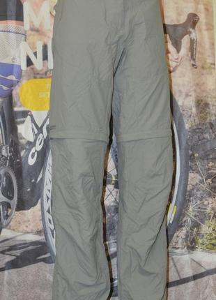 Треккинговые штаны, трансформеры mammut mountain 1032835 outdoor