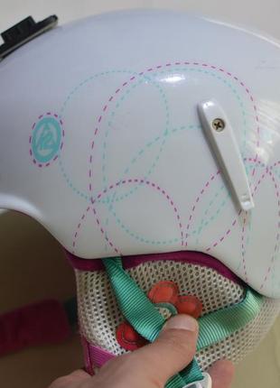 Лыжный горнолыжный шлем k2 illusion helmet 48-51 см