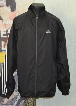 Ветровка adidas vintage windbreaker rn 88387 casual