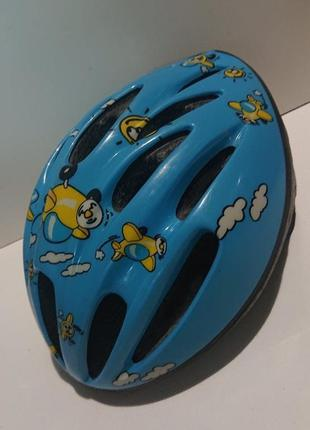 Детский велошлем из германии