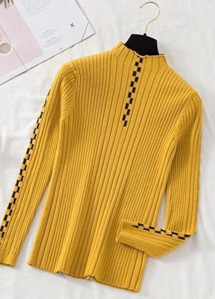 Гольф кофта свитер водолазка