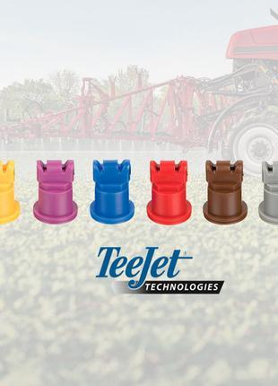 Инжекторный двухструйный распылитель Teejet AITTJ60