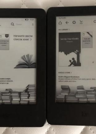 Amazon Kindle 2016. Гарантия. От магазина. Из США