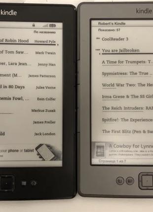 Amazon Kindle 5. Все форматы. Магазин. Гарантия.Из США