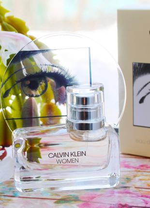 Calvin Klein Women Оригинал EDP 10 мл Затест_парф.вода