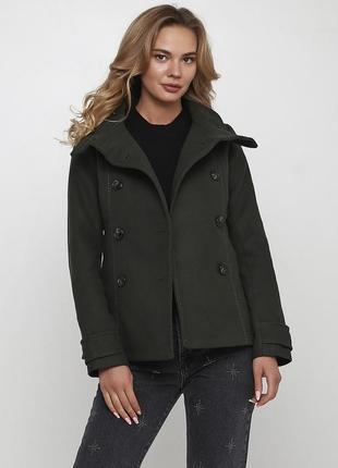 Пальто женское h&m 32 размер