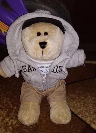 Мягкая игрушка мишка, медведь