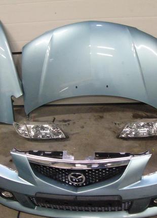 Б/у Капот Mazda 6 2002-2008