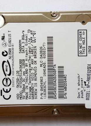 Sony Playstation 3 жесткий диск на 120GB