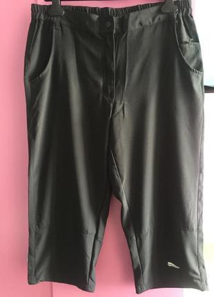 Капри укороченные брюки crivit sports