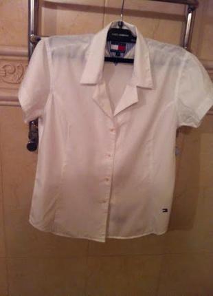 Рубашка оригинал с коротким рукавом