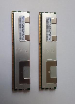 НОВАЯ!!! Samsung 4GB 2Rx4 PC3-10600R DDR3 ECC Memory M393B5170EH1