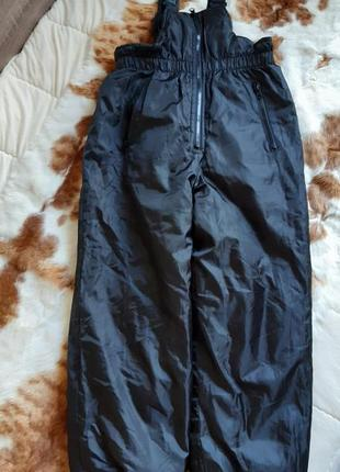 Лижние штанишки