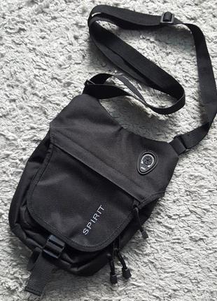 Новая,мужская сумка-мессенджер-барсетка spirit