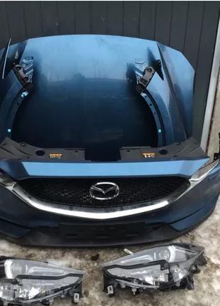 Б/у Капот Mazda CX-5 2017-2018