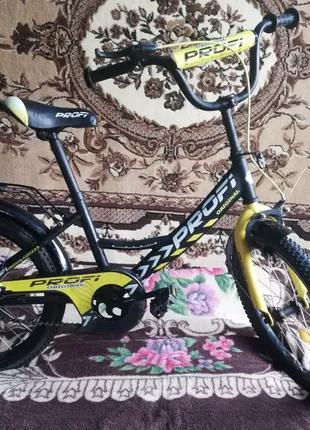 Детский велосипед PROF1 Original (18 дюймов)