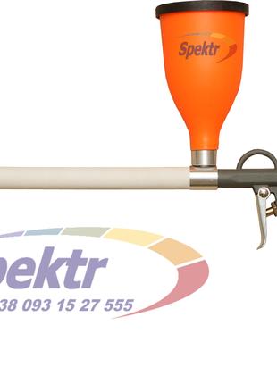 Трибостатический пистолет распылитель для порошковой покраски