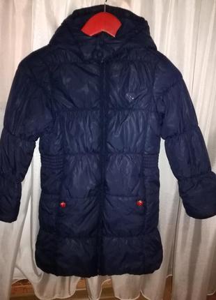 Зимний пуховик,пальто