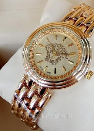 Лидер продаж 2018 года. Женские кварцевые наручные часы Versace