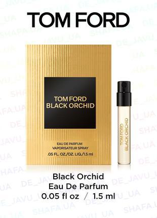 Пробник парфюма tom ford духи black orchid edp