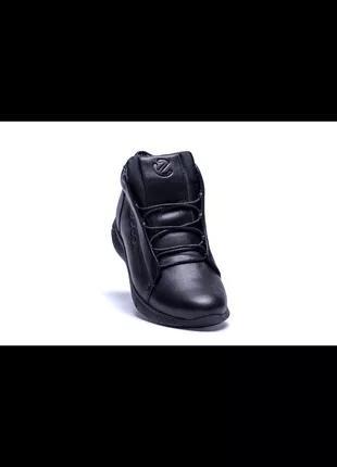 Ботинки мужские зимние ECCO 700 Black 40-45