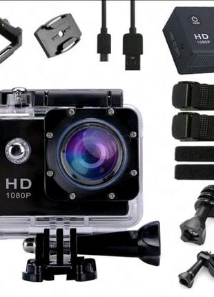 Экшн камера A7 Sport Аквабокс