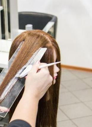 Планшет лопатка для окрашивания волос Краска для волос