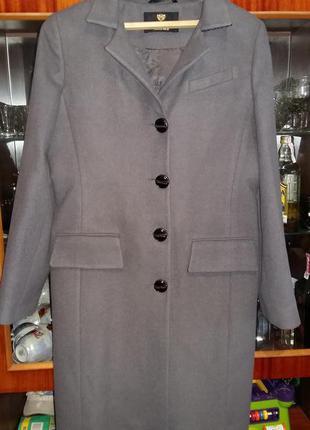 Пальто женское демисезонное турция шерсть кашемир