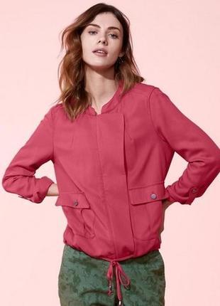 Стильная и модная куртка ветровка от tcm tchibo, германия,