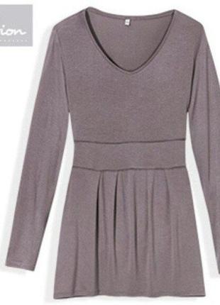 Платье - туника из вискозы от blue motion, р-р l 44-46 европей...