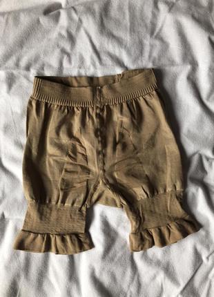 Утягивающие белье шорты корректирующие