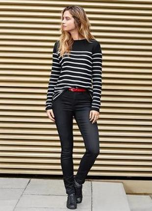 Отличные, комфортные треггинсы, джинсы, черный denim, германия,