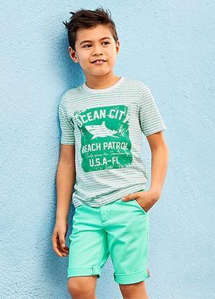 Бермуды, шорты для мальчика, германия, tcm, tchibo
