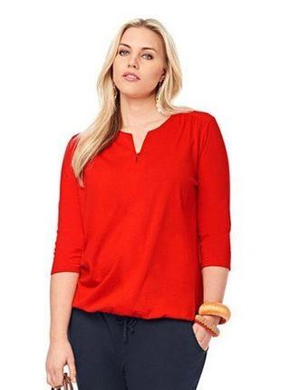 Яркая и элегантная блузка, кофта от tcm tchibo, германия,