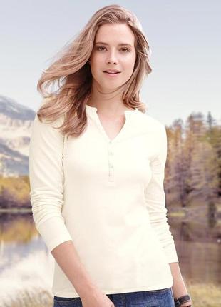 Белый реглан, лонгслив, кофта, футболка с длинным рукавом