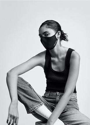 Маска calvin klein,защитная маска для лица ,маска для лица