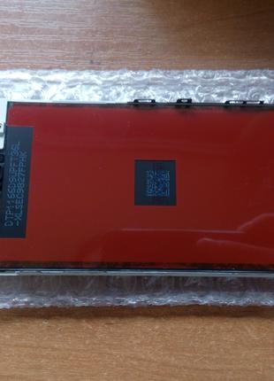 Модуль экрана на айфон 5s + защитное стекло