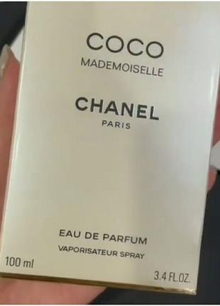 Женская парфюмированная вода Chanel Coco Mademoiselle 100 мл