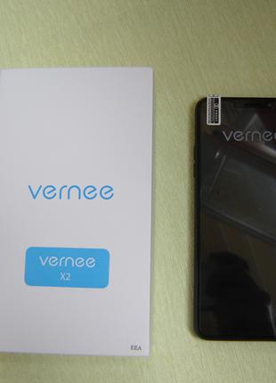 """Смартфон Vernee X2 3/32GB, 6"""" IPS, 6350мАч"""