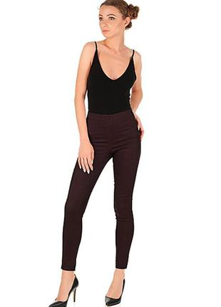 Эластичные брюки h&m