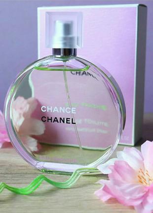 Женская парфюмированная вода Chanel Chance 100 мл