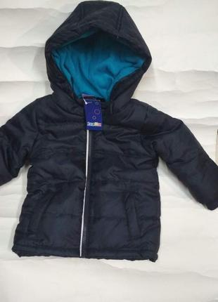 Детская евро зима куртка от тм lupilu для мальчика 86-92