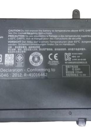 Батарея аккумулятор ноутбук dell vostro 14-5459 15-7547 0YGR2V