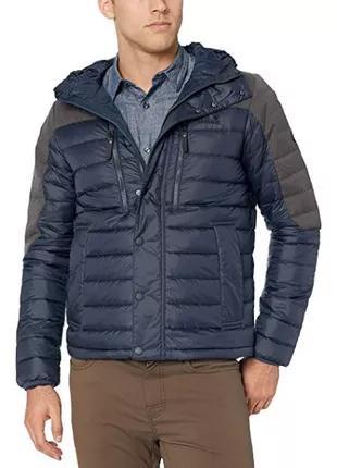 Мужской пуховик Jack Wolfskin XXL наш 56-58 мужская пуховая куртк