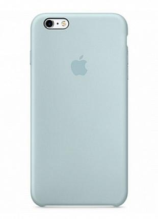 Чехол Apple Silicone Case for iPhone 6/6S Turquoise