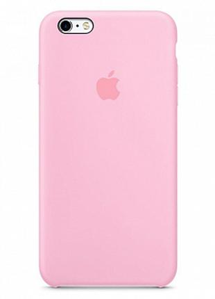 Чехол Apple Silicone Case for iPhone 6 Plus/6S Plus Cotton Candy
